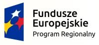 Logo Programu Unijnego Fundusze Europejskie - Program regionalny
