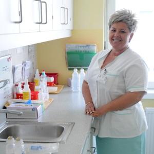 Zdjęcie Pielęgniarki Oddziałowej Oddziału Ortopedii i Traumatologii Narządu Ruchu
