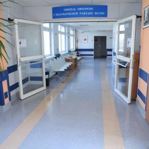 Zdjęcie oddziału Ortopedii i Traumatologii Narządu Ruchu