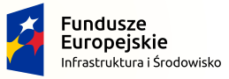 Logo Programu Unijnego Fundusze Europejskie - Infrastruktura i Środowisko