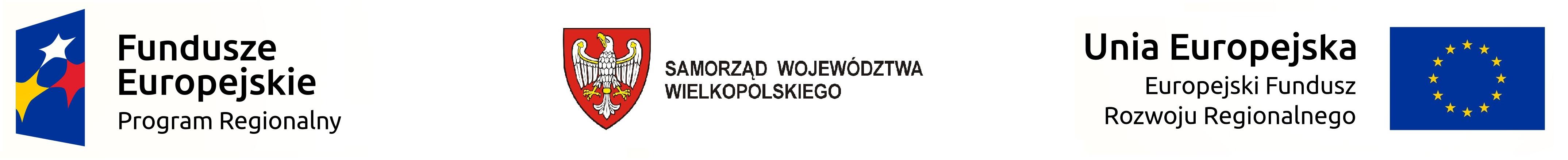 Logo Fundusze Europejskie - Program regionalny