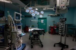 Sala operacyjna Oddziału Kardiochirurgii