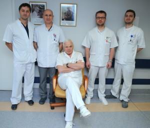 Lekarze Oddziału Ortopedycznego