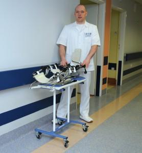 Fizjoterapeuta Oddziały Ortopedycznego