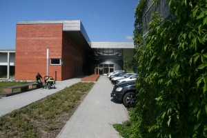 Budynek Oddziału Zakaźnego